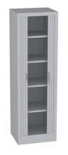 00150688 Szafa żaluzjowa, 4 półki (wymiary: 1950x600x500 mm)