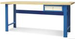 00853687 Stół warsztatowy, 1 szuflada (wymiary: 2100x900x740 mm)