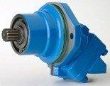 01538916 Silnik hydrauliczny wielotłoczkowy osiowy Hydro Leduc MSI108 (objętość robocza: 108,3 cm³, maksymalna prędkość ciągła: 4000 min-1 /obr/min)