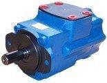 01539224 Pompa hydrauliczna łopatkowa dwustrumieniowa B&C T6CCW-025-010-2R00-C100 (objętość robocza: 79,3 + 34,1 cm³, maksymalna prędkość obrotowa: 2200 min-1 /obr/min)