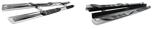 01656390 Orurowanie ze stopniami z zagłębieniami - Volkswagen T4 Long 3 stopnie