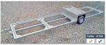 02938381 Wózek sadowniczy trzypaletowy WPS-3N, wersja: ocynkowana (ładowność: 1400 kg)