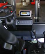 04049236 Waga hydrauliczna elektroniczna do wózka widłowego (udźwig: 3000 kg, podziałka: 10 kg)