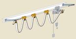 06046372 System zasilania 230V (firanka kablowa) - długość 16m