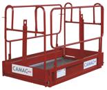 08126658 Platforma ręczna Camac AS-10 (udźwig: 160 kg)