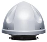 08549366 Wentylator promieniowy dachowy BULLET-250-N (obroty synchroniczne: 2600 1/min, moc: 160 W, wydajność wentylatora: 1300 m3/h)