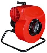 08549419 Wentylator promieniowy przenośny WPA-5-P-3-N 400V (obroty synchroniczne: 3000 1/min, moc: 0,55 kW, wydajność wentylatora: 1900 m3/h)