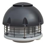 08549491 Wentylator chemoodporny dachowy SMART-CHEM-250/1500 (obroty synchroniczne: 1500 1/min, moc: 0,37 kW, wydajność wentylatora: 3300 m3/h)