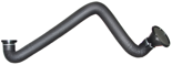 08549541 Odciąg stanowiskowy, ramię odciągowe ze ssawką, wersja wisząca ERGO-FLEX-2 (średnica: 160 mm, długość: 2 m)