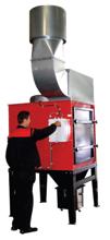 08549605 Urządzenie filtrowentylacyjne, wersja z filtrami, wentylatorem, zespołem elektrycznym i falownikiem UFO-4-M/N-1/R (podciśnienie maksymalne: 4200 Pa, moc: 6,5 kW, wydajność: 6300 m3/h)