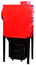 08549628 Separator do wstępnego oczyszczania powietrza z grubych pyłów SEP-4-M-3 (pojemność pojemnika na odpady: 72 dm3, wydatek zalecany: 15000 m3/h)