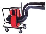 08549721 Odsysacz spalin, przestawny odsysacz spalin - bez węża elastycznego GEPARD-2000 (moc: 1,1 kW, wydajność: 2000 m3/h)