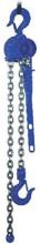 22021337 Wciągnik dźwigniowy z łańcuchem ogniwowym RZC/6.3t (wysokość podnoszenia: 10,5m, udźwig: 6,3 T)