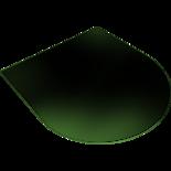 30015077 Podstawa szklana pod wklad wolnostojący ATHINA 1000x900mm