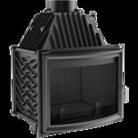 30040945 Wkład kominkowy 16kW Zuzia (szyba panoramiczna)