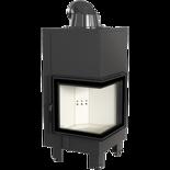 30055022 Wkład kominkowy 8kW MBN 8 BS (prawa boczna szyba bez szprosa)