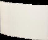 30060622 Szkło kominkowe gięte panorama do Koza AB2