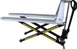 31026265 Wózek podnośnikowy widłowy S1000-1500 (wysokość podnoszenia: 800 mm, długość wideł: 1500mm, udźwig: 1000 kg)