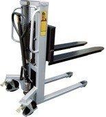 310502 Wózek podnośnikowy ręczny ES1009 (maszt pojedyńczy, udźwig: 1000 kg)