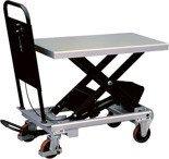 310564 Ruchomy stół podnośny BS100 (udźwig: 1000 kg, wymiary platformy: 1010x520 mm)