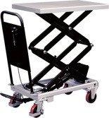 310565 Ruchomy stół podnośny BS30D (udźwig: 300 kg, wymiary platformy: 1010x520 mm)