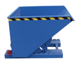 33938666 Pojemnik uchylny do wózka widłowego miproFork TWU 1000 (pojemność: 1 m3, udźwig: 1500 kg)