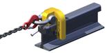 33948587 Uchwyt do przyciągania szyn miproTrain HPR 2,5 (udźwig: 2500 kg)