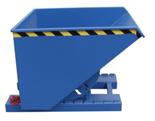 33948629 Pojemnik uchylny do wózka widłowego miproFork TWU-M 1500 (pojemność: 1,5 m3, udźwig: 4000 kg)