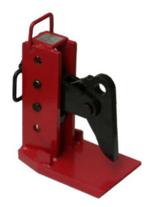 33961601 Uchwyt do podnoszenia pakietów blach w pozycji poziomej WRA 15,0 (udźwig: 15 T, zakres chwytania: 40-240 mm)