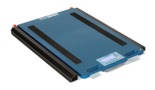 38547867 Waga podkładkowa bez legalizacji bezprzewodowa (udźwig: 15000 kg, podziałka: 5 kg, wymiary: 565x400 mm)