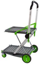 39955507 Wózek taczkowy składany (wymiary: 80x120x200mm)