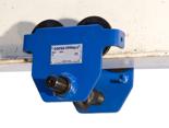 44929899 Ręczny wózek rolkowy podkołnierzowy podwieszany Tractel® Corso RC (szerokość kołnierza 1000mm, udźwig: 10T)