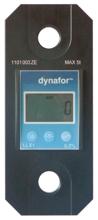 44929999 Precyzyjny dynamometr z wyświetlaczem do pomiaru sił rozciągających oraz ciężaru zawieszonych ładunków Tractel® Dynafor™ LLX1 (udźwig: 1 T)