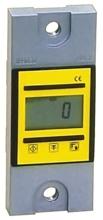 44930006 Precyzyjny dynamometr z wyświetlaczem do pomiaru sił rozciągających oraz ciężaru zawieszonych ładunków Tractel® Dynafor™ LLZ (udźwig: 0,25 T)