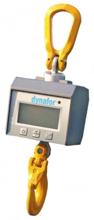 44930020 Waga hakowa /dynamomentr ze stałą szaklą i hakiem z zabezpieczeniem Tractel® Dynafor™ MWX (udźwig: 5 T)