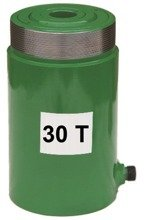 62754009 Siłownik przelotowy (wysokość podnoszenia min/max: 150-210mm, udźwig: 30T)