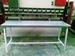 77156870 Stół ślusarski (wymiary: 1600x800x900 mm)