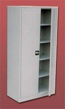 77157146 Szafa gospodarcza, 4 przestawiane półki (wymiary: 2000x970x460 mm)