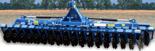 95247984 Agregat talerzowy U 693, składany hydraulicznie, talerz uzębiony o średnicy 510mm (szerokość robocza: 4,5 m, liczba talerzy: 36, zapotrzebowanie mocy: 145 KM)