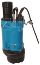 99230225 Pompa odwodnieniowa, trójfazowa KTZ47.5 (moc: 7,5 kW, maks. wydajność: 1400 l/ min)