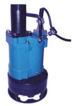99230229 Pompa odwodnieniowa, trójfazowa KTV2-50 - z agitatorem (moc: 2 kW, maks. wydajność: 420 l/ min)