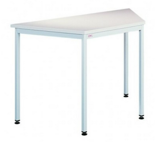 99551885 Stół biurowy trapezowy, wersja: standard (wymiary: 740x1600x800 mm)