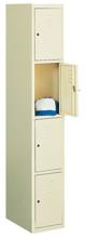 99552271 Szafka ze schowkami 0,8-1,0mm, 4 drzwi (wymiary: 1800x300x490 mm)