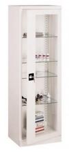 99552548 Szafa lekarska, 4 półki, 1 drzwi (wymiary: 1800x600x435 mm)