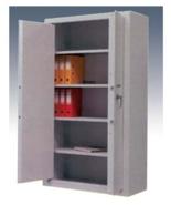 99552587 Szafa - wzmocniona, 4 półki, 2 drzwi (wymiary: 1800x1000x450 mm)