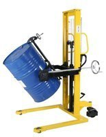 99724853 Wózek podnośnikowy ręczny do beczek GermanTech PL 1400 (udźwig: 350 kg)