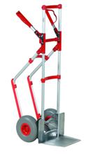 99746700 Wózek taczkowy do transportu, aluminiowy GermanTech A 106 (udźwig: 250 kg)