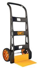 99746705 Wózek taczkowy do transportu, składany GermanTech Light Lift (udźwig: 150 kg)