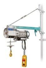 DOSTAWA GRATIS! 05668338 Wciągarka budowlana (udźwig: 200 kg, wysokość podnoszenia: 30 m)