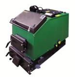DOSTAWA GRATIS! 06652795 Kocioł załadunku ręcznego 50kW z czujnikiem temperatury spalin oraz sterownikiem (paliwo: węgiel, drewno, miał)